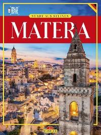Cover Matera Stadt aus Steinen -  Deutsche Ausgabe