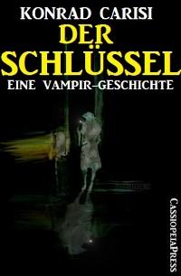 Cover Eine Vampirgeschichte: Der Schlüssel