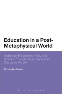 Cover Education in a Post-Metaphysical World