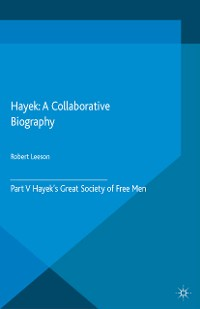 Cover Hayek: A Collaborative Biography