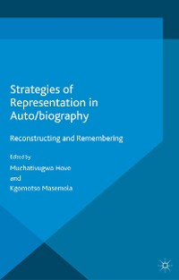 Cover Strategies of Representation in Auto/biography
