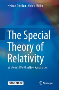 Cover The Special Theory of Relativity