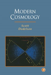 Cover Modern Cosmology