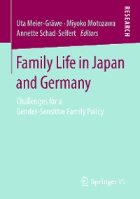 Cover Family Life in Japan and Germany