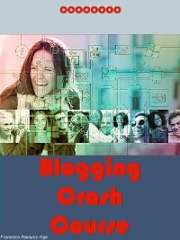 Cover Blogging Crash Course