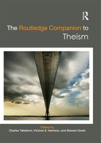 Cover Routledge Companion to Theism