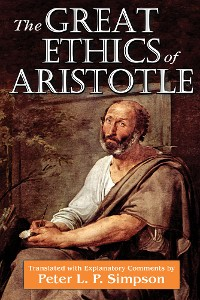 Cover The Great Ethics of Aristotle