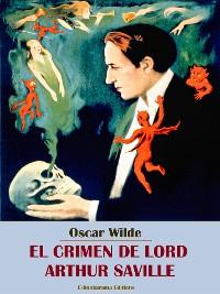 Cover El crimen de Lord Arthur Saville