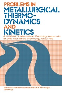 Cover Problems in Metallurgical Thermodynamics and Kinetics