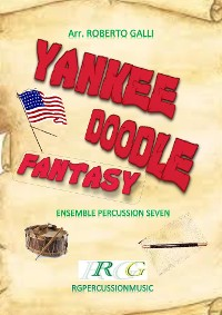 Cover Yankee Doodle Fantasy
