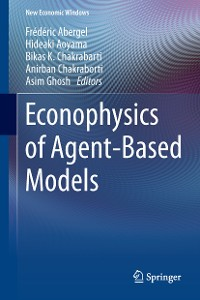 Cover Econophysics of Agent-Based Models
