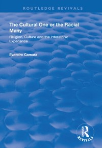Cover Cultural One or the Racial Many