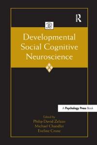 Cover Developmental Social Cognitive Neuroscience