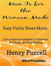 Cover Man Is for the Woman Made Easy Violin Sheet Music