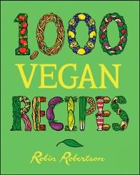 Cover 1,000 Vegan Recipes