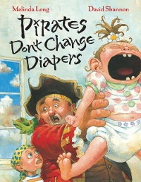 Cover Pirates Don't Change Diapers