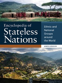 Cover Encyclopedia of Stateless Nations