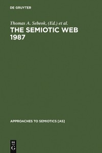 Cover The Semiotic Web 1987