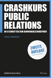 Cover Crashkurs Public Relations