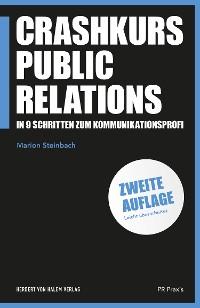 Cover Crashkurs Public Relations