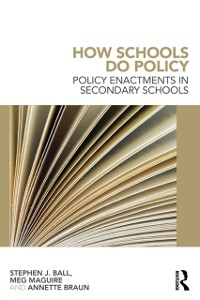 Cover How Schools Do Policy
