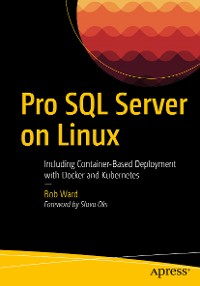Cover Pro SQL Server on Linux
