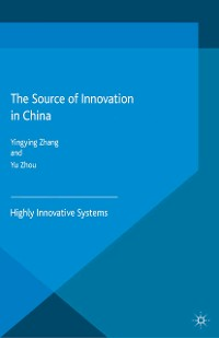 Cover The Source of Innovation in China