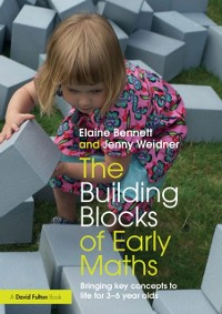 Cover Building Blocks of Early Maths