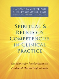 Cover Spiritual and Religious Competencies in Clinical Practice