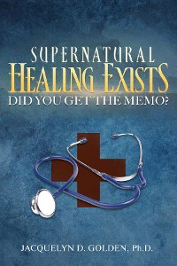 Cover Supernatural Healing Exists