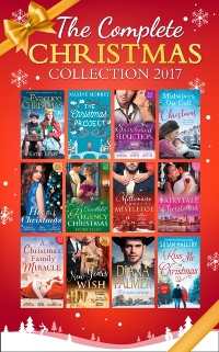 Cover Mills & Boon Complete Christmas Collection 2017
