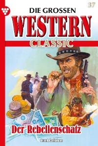 Cover Die großen Western Classic 37 – Western