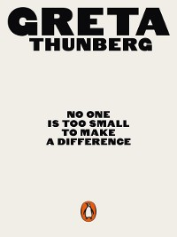Cover No One Is Too Small to Make a Difference