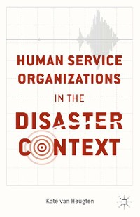 Cover Human Service Organizations in the Disaster Context