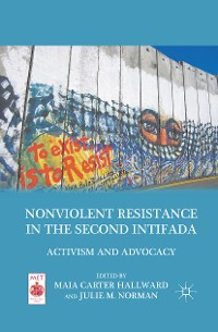 Cover Nonviolent Resistance in the Second Intifada