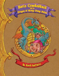 Cover Boris Crookedback and the Dragon of Wang-Dang-Baloo