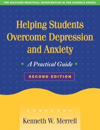 Cover Helping Students Overcome Depression and Anxiety, Second Edition