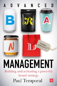Cover Advanced Brand Management -- 3rd Edition