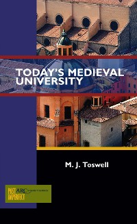 Cover Today's Medieval University