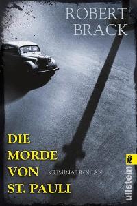 Cover Die Morde von St. Pauli