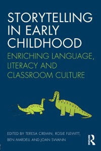Cover Storytelling in Early Childhood