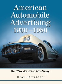 Cover American Automobile Advertising, 1930-1980