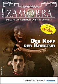 Cover Professor Zamorra 1180 - Horror-Serie