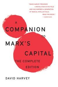 Cover Companion To Marx's Capital