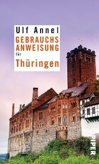 Cover Gebrauchsanweisung für Thüringen