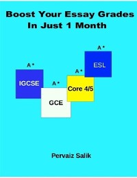 Cover Boost Your Essay Grades In Just 1 Month
