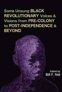 Cover Some Unsung Black Revolutionary Voices and Visions from Pre-Colony to Post-Independence and Beyond