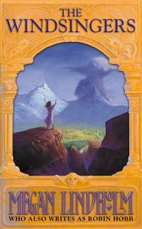Cover Windsingers (The Ki and Vandien Quartet, Book 2)