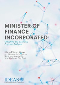 Cover Minister of Finance Incorporated