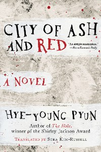 Cover City of Ash and Red